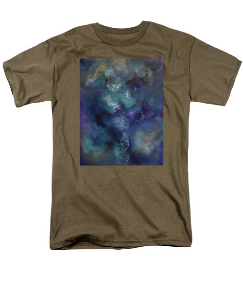 Men's T-Shirt  (Regular Fit) featuring the painting Cheers by Tamara Bettencourt