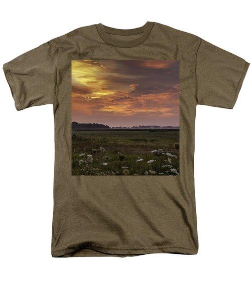 Chesapeake Sunrise II Men's T-Shirt  (Regular Fit) by David Cote