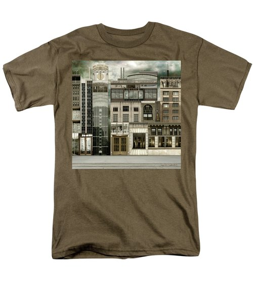 Chicago Reconstruction 2 Men's T-Shirt  (Regular Fit)