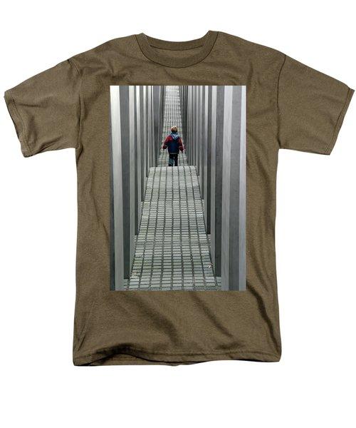 Child In Berlin Men's T-Shirt  (Regular Fit) by KG Thienemann