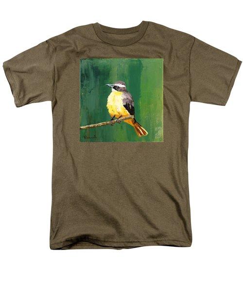 Chirping Charlie Men's T-Shirt  (Regular Fit) by Nathan Rhoads