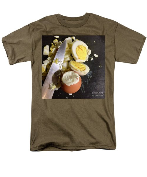Men's T-Shirt  (Regular Fit) featuring the photograph Chopped by Kim Nelson