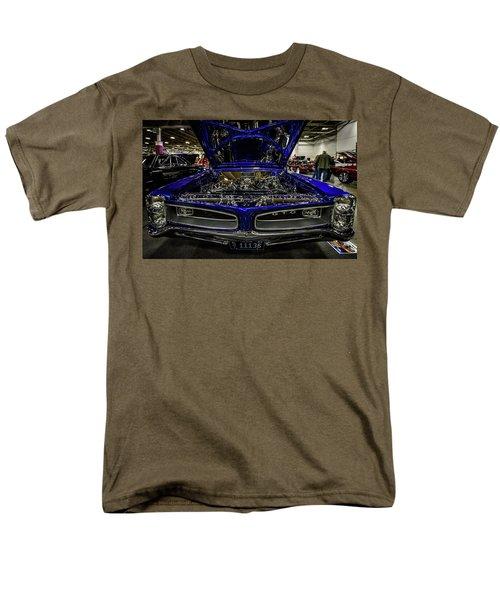 Chromed Goat Men's T-Shirt  (Regular Fit) by Randy Scherkenbach