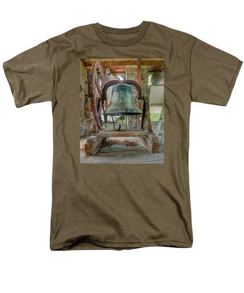 Church Bell 1783 Men's T-Shirt  (Regular Fit) by Jim Proctor