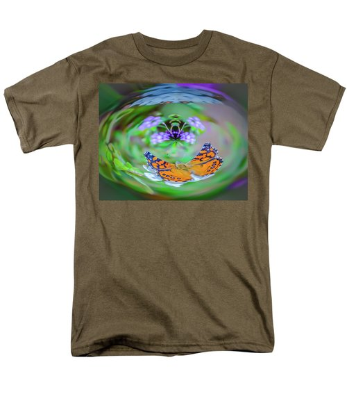 Circularity Men's T-Shirt  (Regular Fit) by Mark Dunton