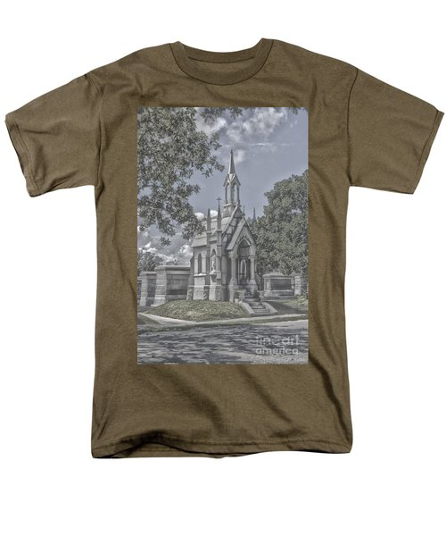 Cities Of The Dead Men's T-Shirt  (Regular Fit) by Janice Spivey