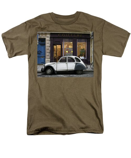 Citroen 2cv Men's T-Shirt  (Regular Fit) by Jim Mathis