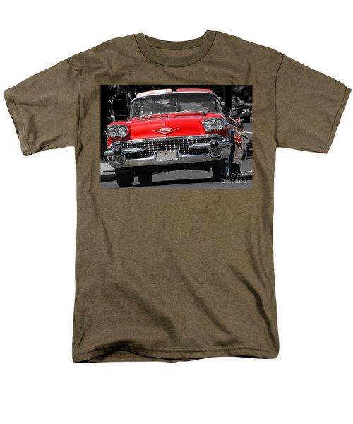 Classic Car Men's T-Shirt  (Regular Fit) by Raymond Earley