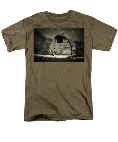 Classic Chevrolet  Men's T-Shirt  (Regular Fit) by Julie Hamilton