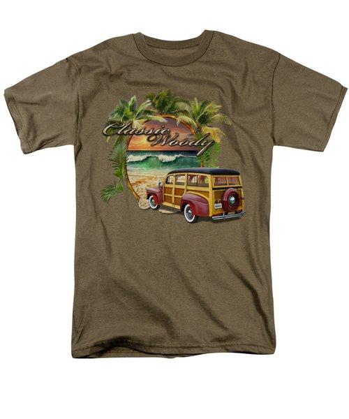 Classic Woody Men's T-Shirt  (Regular Fit)