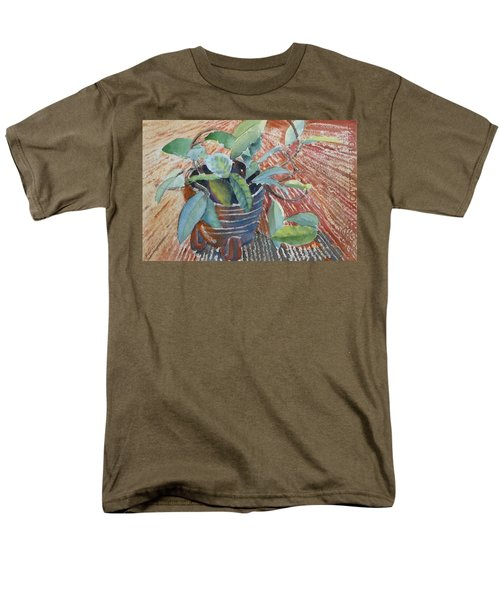 Clay Pot Men's T-Shirt  (Regular Fit) by Ruth Kamenev