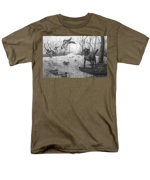 Cloaked Men's T-Shirt  (Regular Fit) by Peter Piatt
