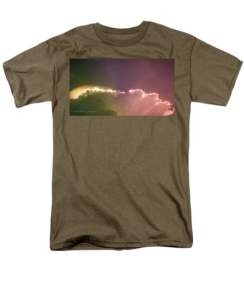 Cloud Eruption Men's T-Shirt  (Regular Fit) by Stefanie Silva