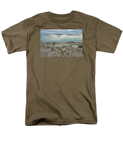 Men's T-Shirt  (Regular Fit) featuring the photograph Coastland Wetland by Renee Hardison