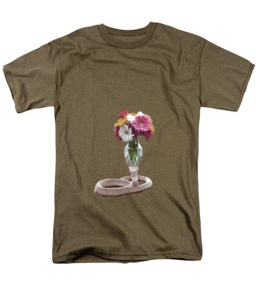Cobra Vase Men's T-Shirt  (Regular Fit) by Keshava Shukla