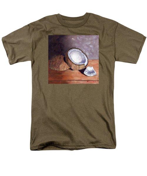 Coconut Anyone? Men's T-Shirt  (Regular Fit)