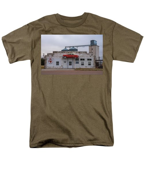 Collyer Bar Men's T-Shirt  (Regular Fit) by Darren White
