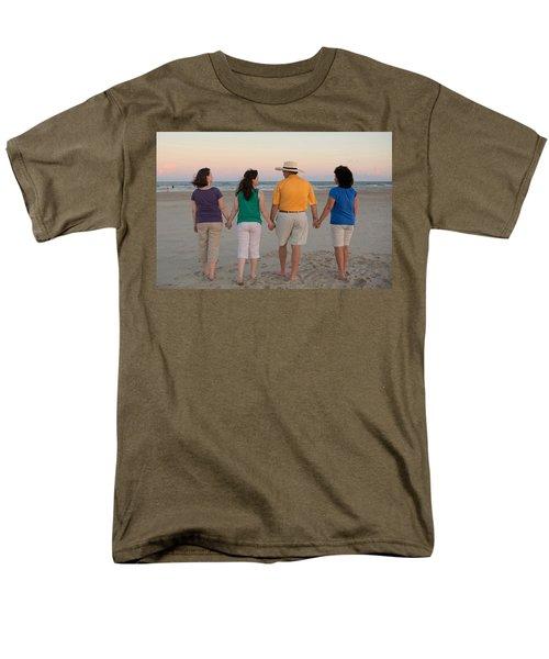 Color Enhanced Men's T-Shirt  (Regular Fit) by Betty Northcutt