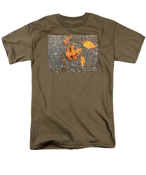Colors Of Autumn In Montreal Men's T-Shirt  (Regular Fit) by Reb Frost