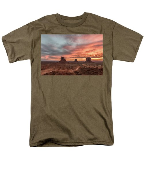 Colors Of The Past Men's T-Shirt  (Regular Fit) by Jon Glaser