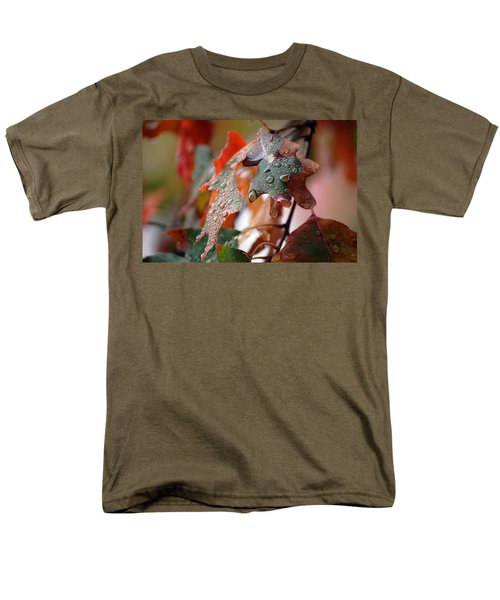 Colours Of Fall I Men's T-Shirt  (Regular Fit) by Robert Meanor
