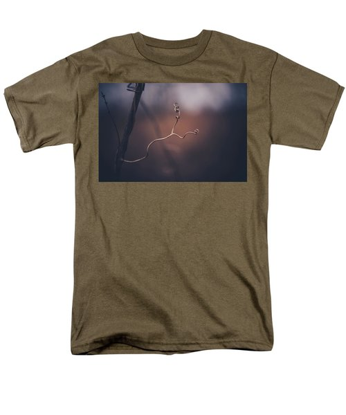 Men's T-Shirt  (Regular Fit) featuring the photograph Come Slowly by Shane Holsclaw