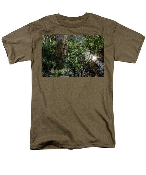 Comfry Men's T-Shirt  (Regular Fit) by Ellery Russell