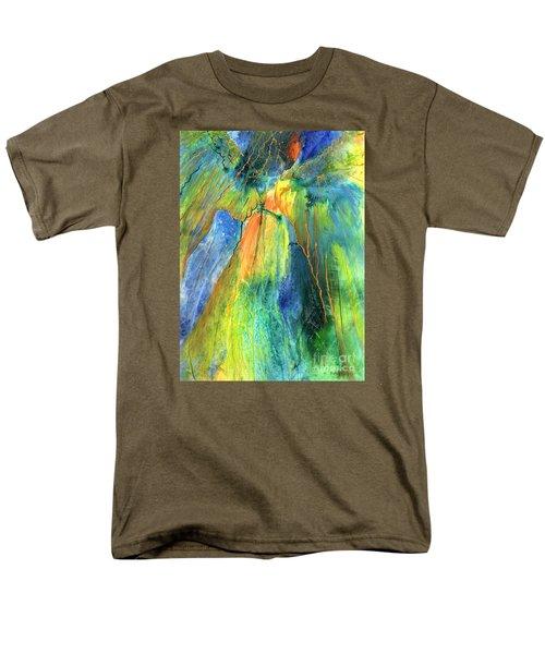 Coming Lord Men's T-Shirt  (Regular Fit) by Nancy Cupp