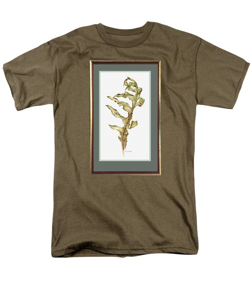 Compass Plant, Fall Men's T-Shirt  (Regular Fit) by Catherine Twomey