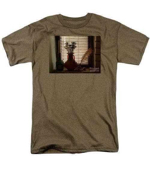 Men's T-Shirt  (Regular Fit) featuring the photograph Composition by AmaS Art