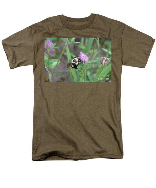 Connected Men's T-Shirt  (Regular Fit) by Priscilla Richardson
