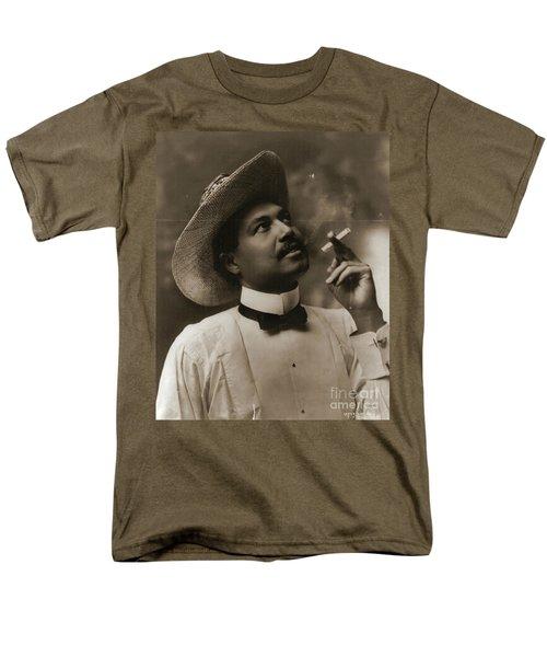 Men's T-Shirt  (Regular Fit) featuring the photograph Connoisseur 1899 by Padre Art