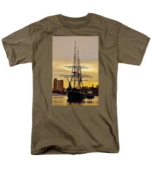 Constellation Gold Men's T-Shirt  (Regular Fit) by William Bartholomew