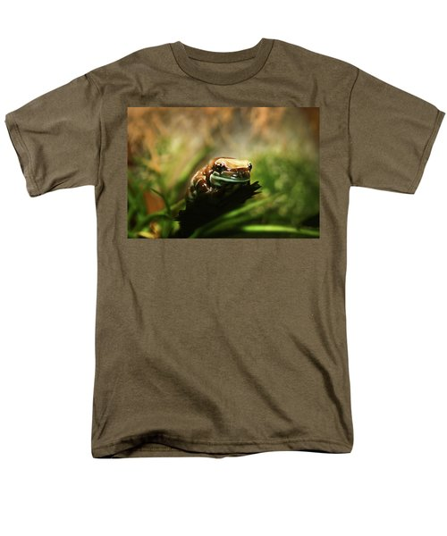 Men's T-Shirt  (Regular Fit) featuring the photograph Content by Anthony Jones