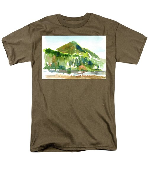 Corte Madera Creek Men's T-Shirt  (Regular Fit) by Tom Simmons