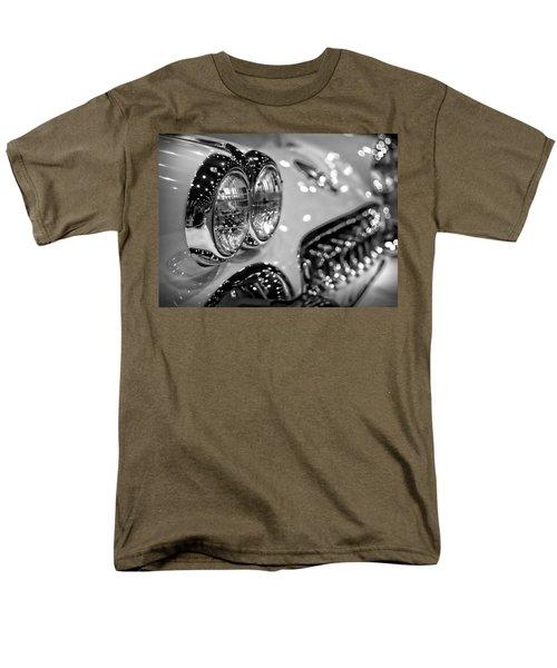 Corvette Bokeh Men's T-Shirt  (Regular Fit) by Gordon Dean II
