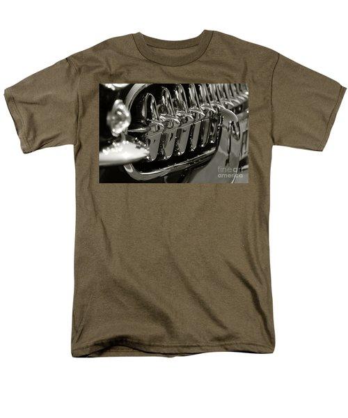 Corvette Grill Men's T-Shirt  (Regular Fit) by Dennis Hedberg