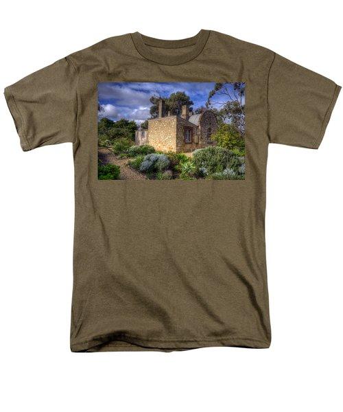 Cottage Men's T-Shirt  (Regular Fit) by Wayne Sherriff