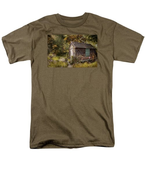Men's T-Shirt  (Regular Fit) featuring the photograph Country Blessings by Robin-Lee Vieira