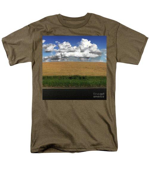 Country Field Men's T-Shirt  (Regular Fit) by Brian Jones