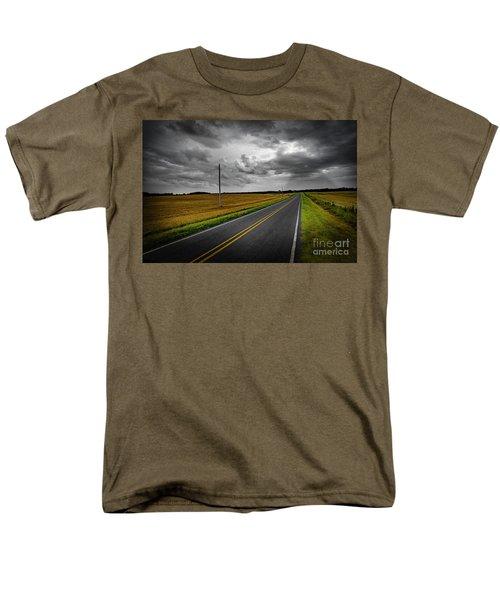 Country Road Men's T-Shirt  (Regular Fit) by Brian Jones