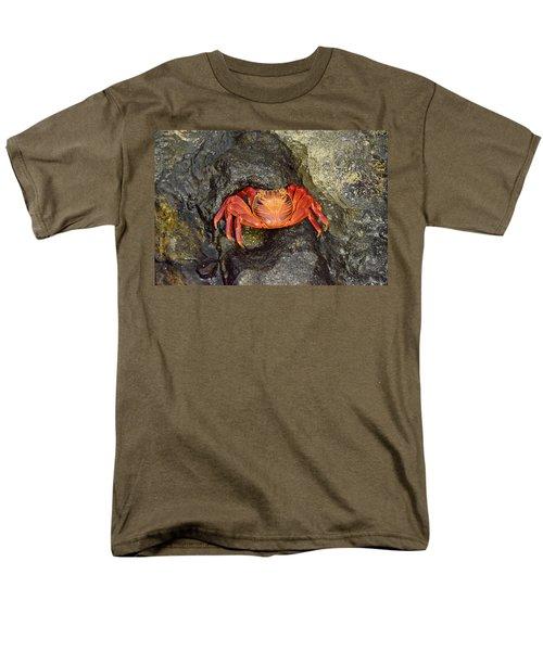 Crab Men's T-Shirt  (Regular Fit) by Will Burlingham