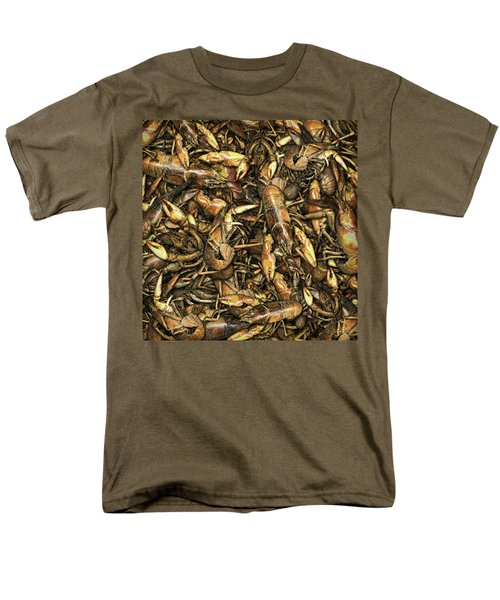 Crayfish Men's T-Shirt  (Regular Fit) by James Larkin