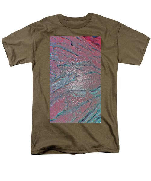 Men's T-Shirt  (Regular Fit) featuring the photograph Created By The Hand Of God by Lenore Senior