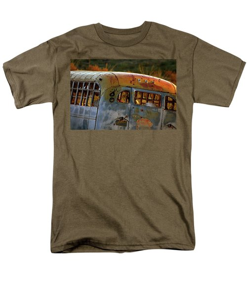 Men's T-Shirt  (Regular Fit) featuring the photograph Creepers by Trish Mistric