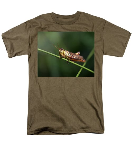 Crossroad Men's T-Shirt  (Regular Fit) by Joseph Skompski