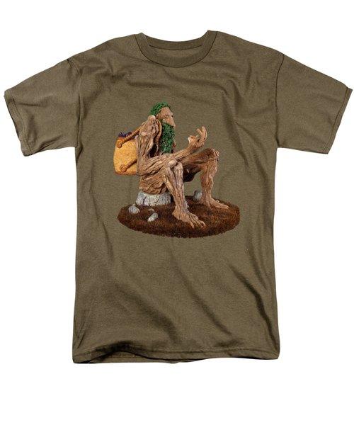 Crystal Ent Men's T-Shirt  (Regular Fit) by Przemyslaw Stanuch