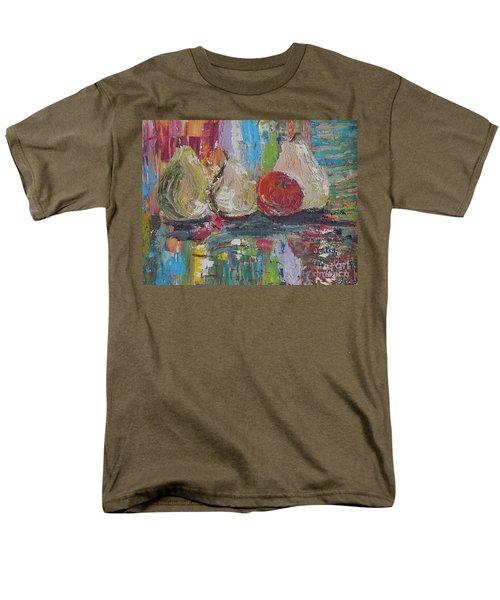 Cuatro Men's T-Shirt  (Regular Fit) by Judith Espinoza