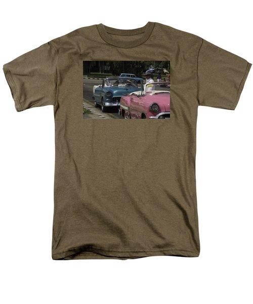 Cuba Car 4 Men's T-Shirt  (Regular Fit) by Will Burlingham