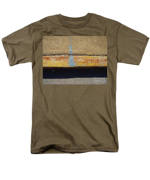 Curb Men's T-Shirt  (Regular Fit) by Flavia Westerwelle
